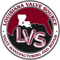 Louisiana Valve Source Retina Logo