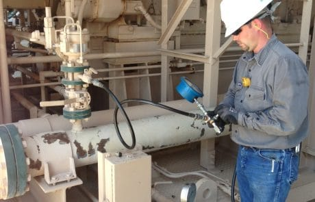 Oil Field Services for Valves