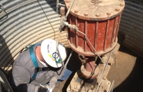 Valve Maintenance and repair oil and gas